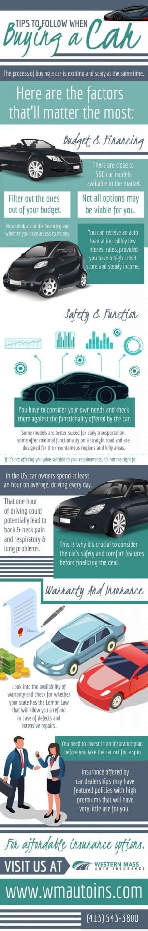 Tips to buy a car