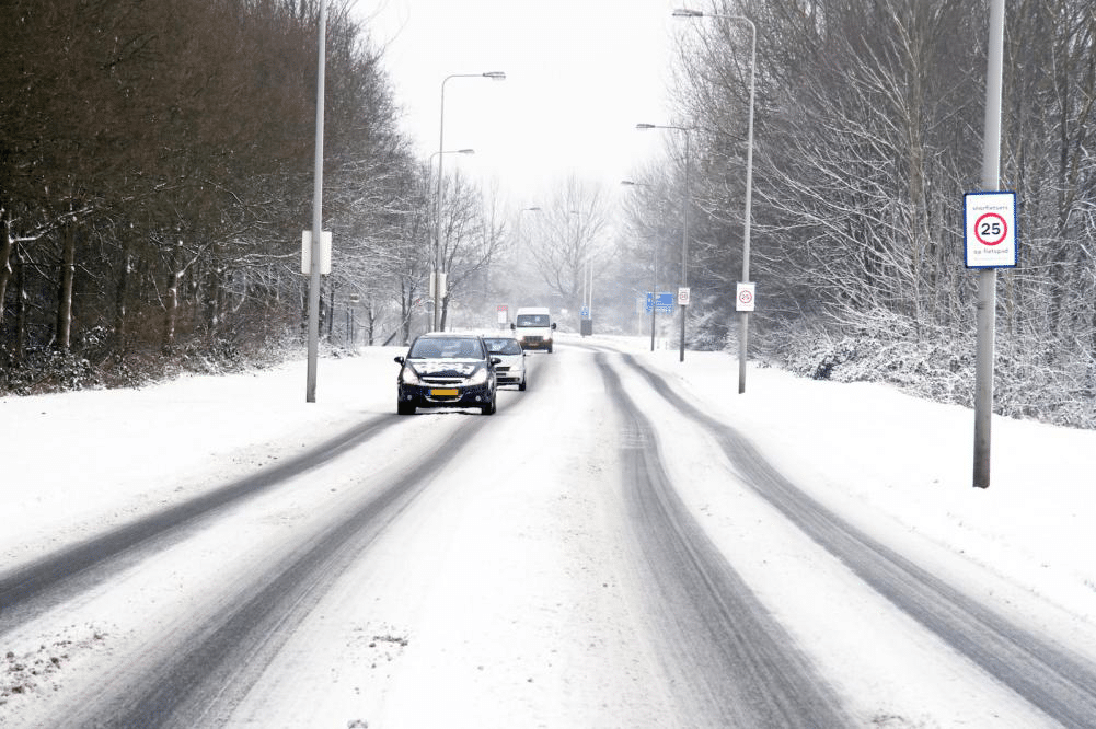 How to Drive Safely in Massachusetts Winter