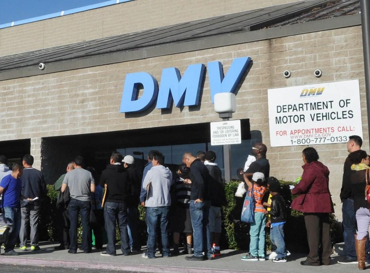 dmv-lines